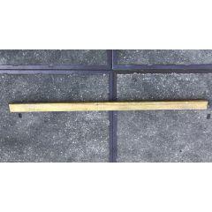 Grenen - muurbalk - 2000 x 45 x 88 mm