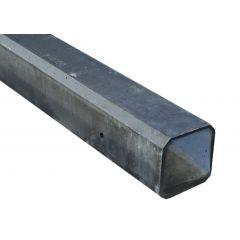 Hoekpalen-antraciet-punt-195x10x10 sp74 40kg