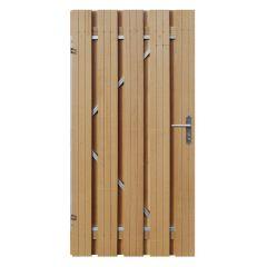 BANGKIRAI - poort compleet (dicht) - 100 X 195