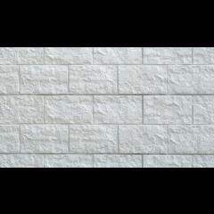 Elbe motief dubbelzijdig - Wit - 184x36