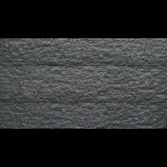 Graniet motief dubbelzijdig - Antraciet - 184x36