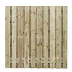 **Grenenhout - 19 planks -16mm - recht - 180 x 180 cm