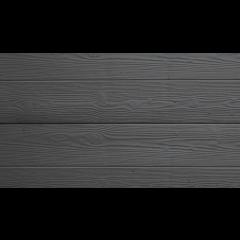 Hout motief dubbelzijdig - Antraciet - 184x36
