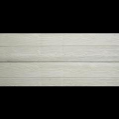 Hout motief dubbelzijdig - Wit - 184x36