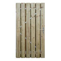 Vuren - poort compleet - 100 x 100 cm